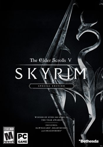 The Elder Scrolls V: Skyrim - Special Edition [v 1.5.62.0.8] (2016) RePack от xatab
