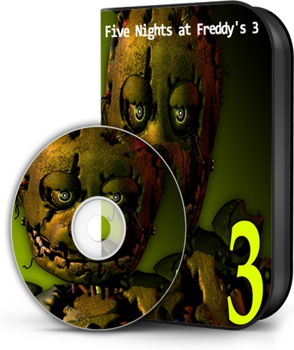 Five nights at Freddy's 3 [v1.1, iOS 5.1.1, ENG]