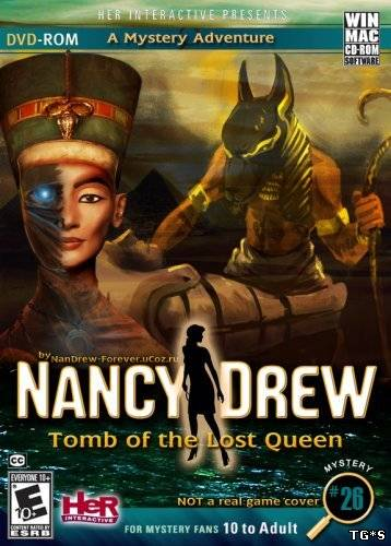 Nancy Drew: Tomb of the Lost Queen (Her Interactive) (ENG) [L] TiNYiSO