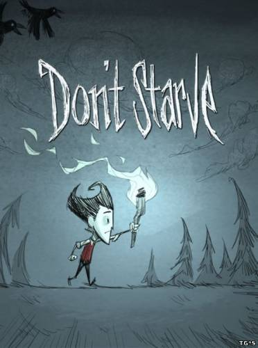 Don't Starve [v 1.296759 + 3 DLC] (2013) PC | RePack by Decepticon