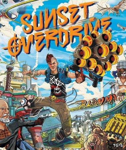Sunset Overdrive (2018) PC | RePack by R.G Catalyst