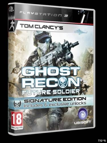 [PS3] Tom Clancy's Ghost Recon: Future Soldier (2012) [USA][ENG]
