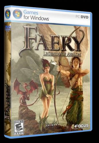 Faery: Legends of Avalon (2011) PC | Lossless Repack от R.G. Catalyst