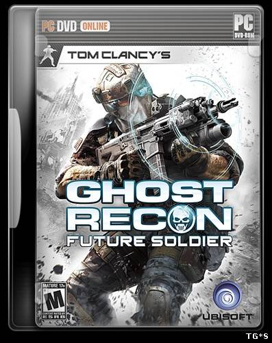Tom Clancy's Ghost Recon: Future Soldier [v1.1] (2012) (RUS|ENG) RePack от R.G.Rutor.net