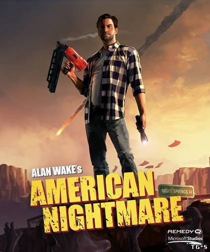 Alan Wake + Alan Wake's American Nightmare (2012) by R.G. Catalyst