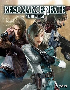 4K TEXTURE PACK RESONANCE OF FATE™/END OF ETERNITY™ 4K/HD EDITION (2018) PC