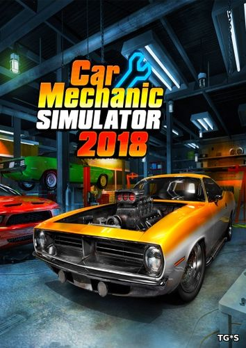 Car Mechanic Simulator 2018 [v 1.5.25.1 + DLCs] (2017) RePack от xatab