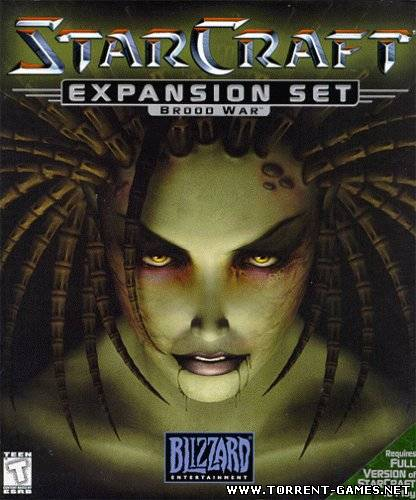 StarCraft: Война Стай \ StarCraft: Brood War (1998/PC/RePack/Rus) by R.G.Unknown