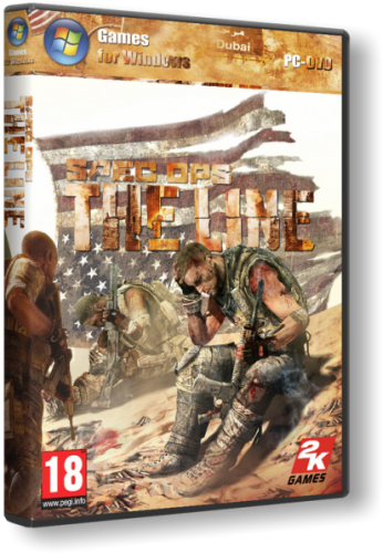Spec Ops: The Line (2012) PC | RePack от R.G. Element Arts