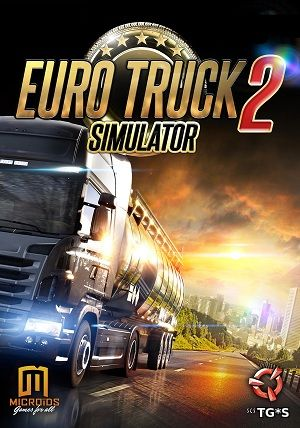 Euro Truck Simulator 2 [v 1.33.1.1s + 61 DLC] (2013) PC | Steam-Rip by =nemos=