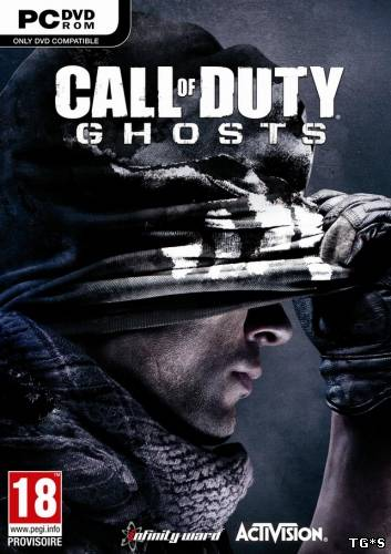 Call of Duty: Ghosts - Multiplayer Only (2013) PC | Rip by Canek77