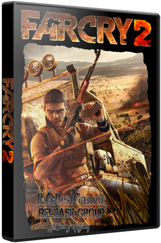 Far Cry 2 - Fortune's Edition [v.1.4] (2008/PC/Rip/Rus) by R.G.BestGamer