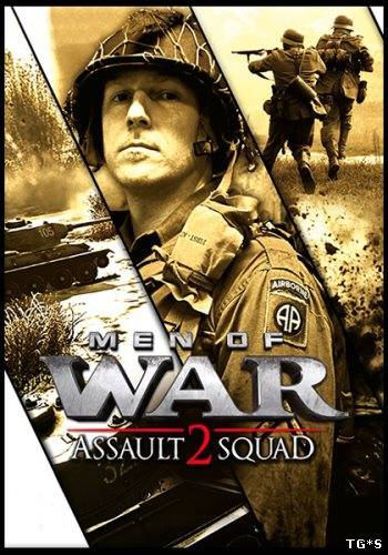 Штурм 2: В тылу врага. Начало / Assault Squad 2: Men of War Origins [v 3.262.0 + DLCs] (2016) PC | RePack by xatab