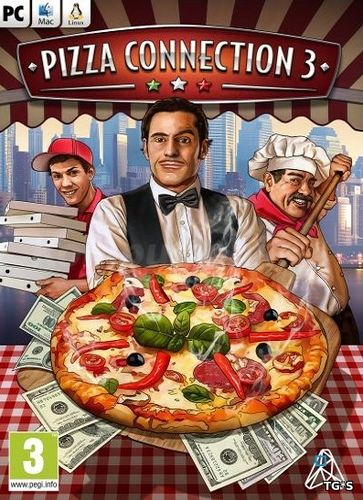 Pizza Connection 3 (Assemble Entertainment) (RUS|ENG|MULTI) [L] - GOG