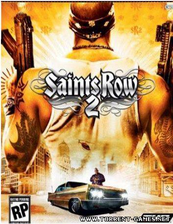 Saints Row 2 (2009) PC | ReРack от Seraph1
