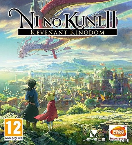 Ni no Kuni II: Revenant Kingdom [v 3.00 + DLCs] (2018) PC | RePack by FitGirl