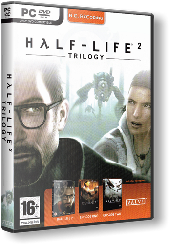Half-Life 2 - FakeFactory Cinematic Mod Ultimate Full v.11.05 (Valve Sotware \ Fakefactory) (RUS-ENG) [Repack] От Cliff99