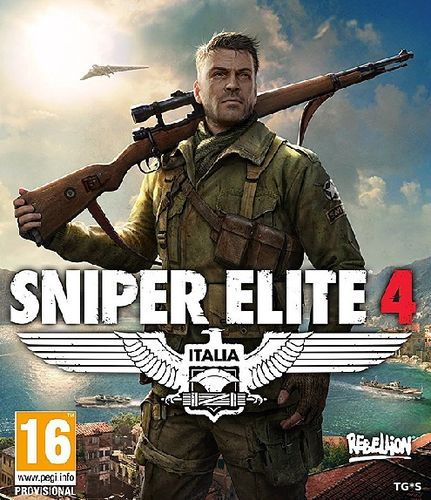 Серверные файлы Sniper Elite 4 (505 Games) - STEAMPUNKS