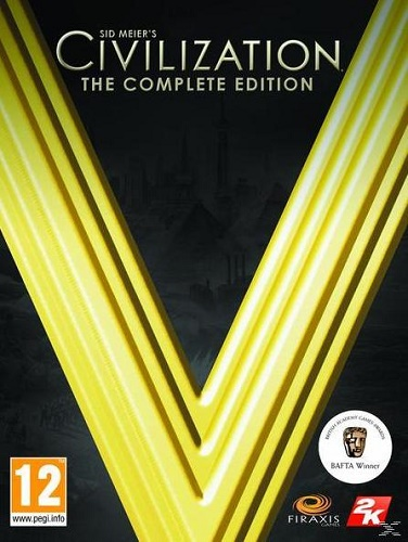 Sid Meier's Civilization V. The Complete Edition [2014|Eng|Multi5]