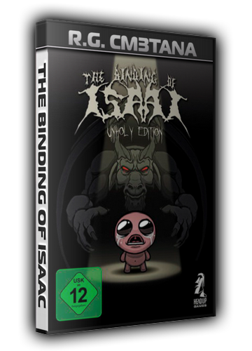 The Binding of Isaac: Wrath of the Lamb + Soundtrack (2012/PC/Eng)