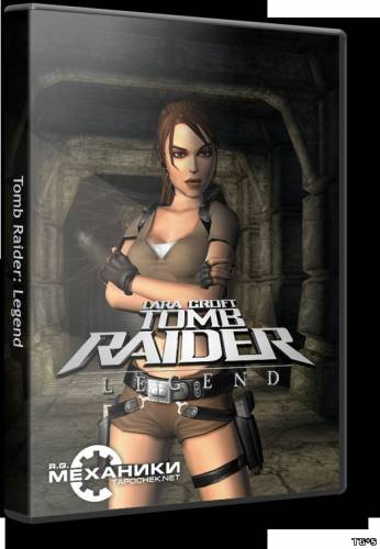 Tomb Raider: Legend | Tomb Raider: Легенда (MULTi6|RUS|ENG) [RePack] от R.G. Механики