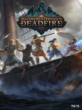 Pillars of Eternity II: Deadfire [v 3.1.1.0024 + DLCs] (2018) PC | Лицензия GOG