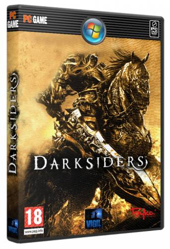 Darksiders: Wrath of War (2010/PC/RePack/Rus) by R.G. Element Arts