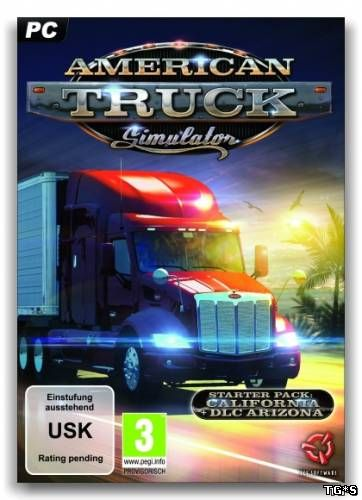 American Truck Simulator [v 1.33.2.0s + 19 DLC] (2016) PC | RePack by Other's