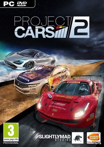 Project CARS 2: Deluxe Edition [v 7.1.0.1.1108 + DLC's] (2017) PC | RePack by R.G. Механики