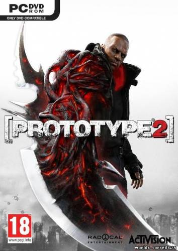 Prototype 2 (Activision/Новый Диск) (Eng/Rus) (RePack) by kuha