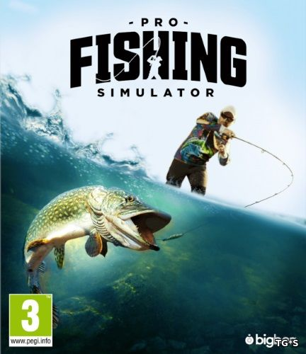 Pro Fishing Simulator (2018) PC | RePack by xatab