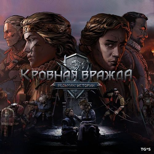 Кровная вражда: Ведьмак. Истории / Thronebreaker: The Witcher Tales [v 1.0.1 + DLC] (2018) PC | RePack by Other s