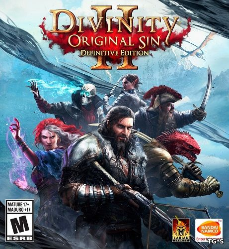 Divinity: Original Sin 2 - Definitive Edition [v 3.6.32.1810 + DLCs] (2018) PC | Лицензия GOG