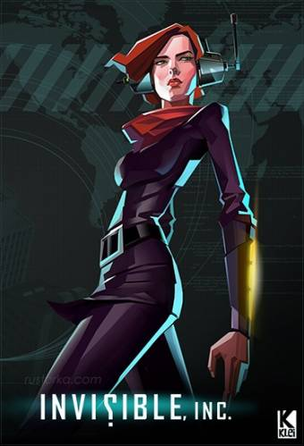 Invisible, Inc. [GoG] [2015|Rus|Eng]