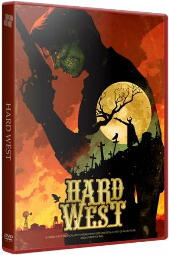 Hard West [GoG] [2015|Rus|Eng|Multi5]