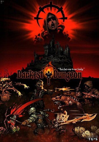 Darkest Dungeon [Build 24787 + 4 DLC] (2016) PC | RePack от SpaceX