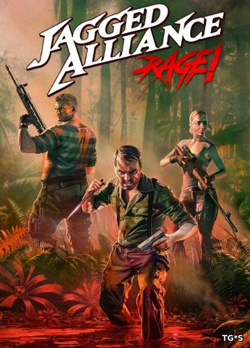 Jagged Alliance: Rage! (2018) PC | RePack by FitGirl