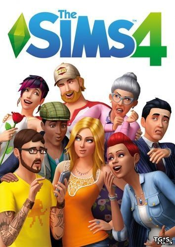 The Sims 4: Deluxe Edition [v 1.48.90.1020] (2014) PC | Лицензия