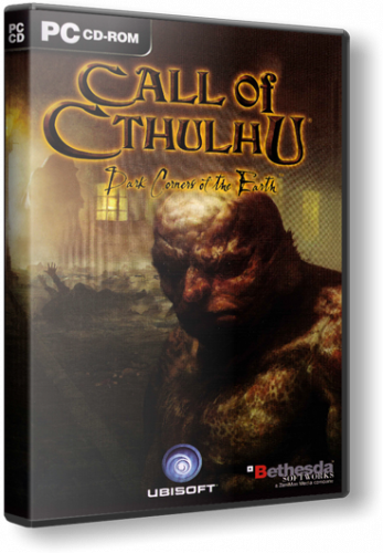 (PC) Call of Cthulhu: Dark Corners of the Earth [2006, Action (Shooter), Adventure, 3D, 1st Person, RUS] [Repack] от R.G. ReCoding