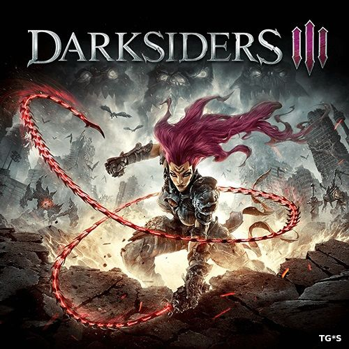 Darksiders III: Deluxe Edition (2018) PC | RePack by xatab