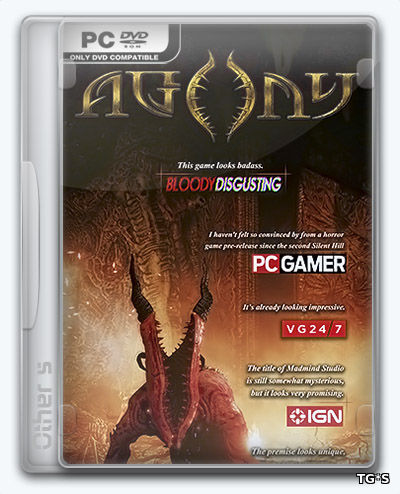 Agony (PlayWay S.A.) (ENG) [Repack] от Other s