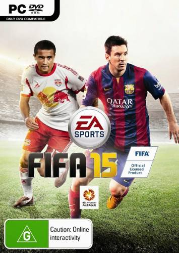 FIFA 15 (Electronic Arts) (RUS/ENG) [DEMO]