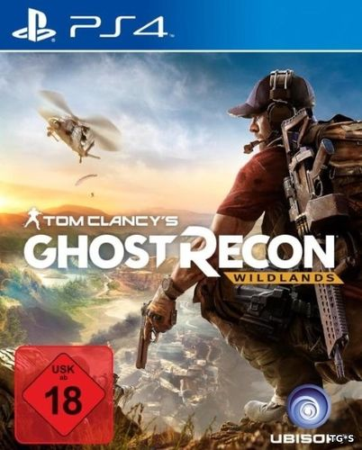 Tom Clancy's Ghost Recon: Wildlands [EUR/RUS]