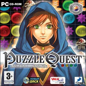 Puzzle Quest: Challenge of the Warlords (2007) PC