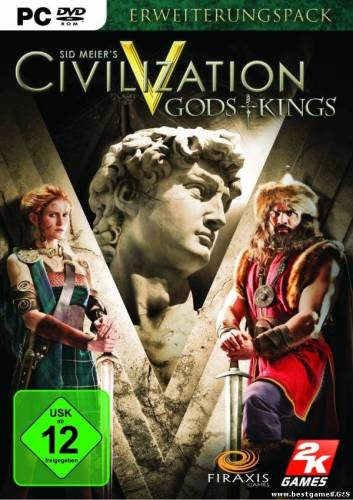 Civilization V: Gods and Kings (2K Games) (ENG) [Steam-Rip]