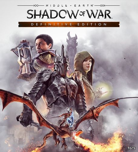 Middle-earth: Shadow of War - Definitive Edition [4K Cinematics Pack] (2017) PC | DLC | RePack by FitGirl
