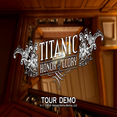 Титаник: Честь и Слава / Titanic: Honor and Glory (2015) PC | Demo