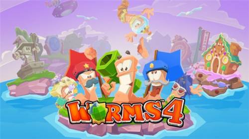 Worms 4 [v1.04] (2015) iOS
