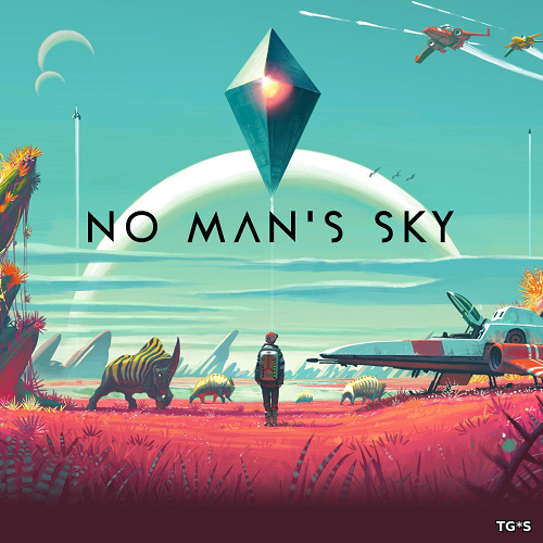 No Man's Sky [v 1.77 + 2 DLC] (2016) PC | Лицензия