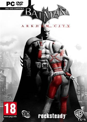 Batman: Arkham City (2011) PC | RePack от Naitro